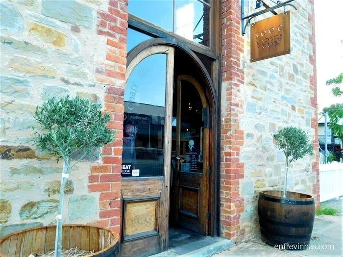 Seed restaurante Clare Valley Australia