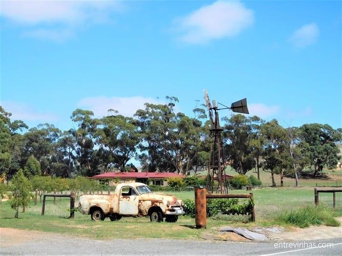 australia wine trip