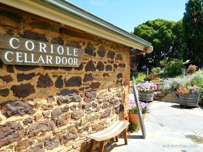 Coriole Cellar door McClaren Valley Australia wine