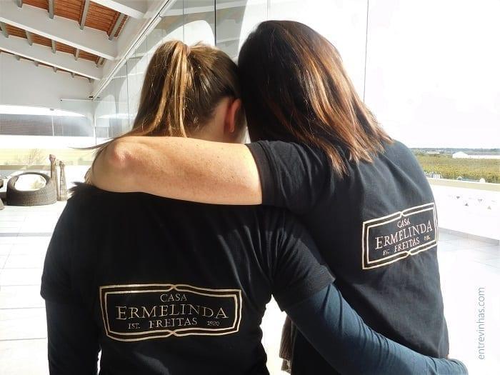 Casa Ermelinda Freitas enoturismo