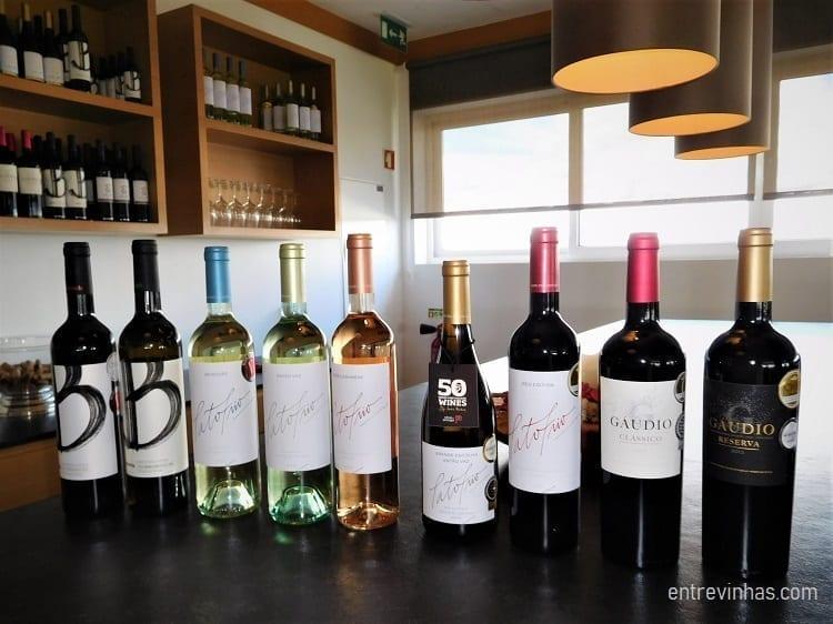 Ribafreixo wines