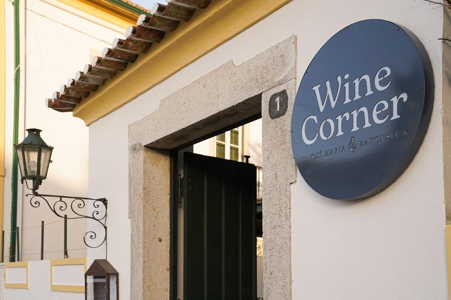 entre vinhas wine corner