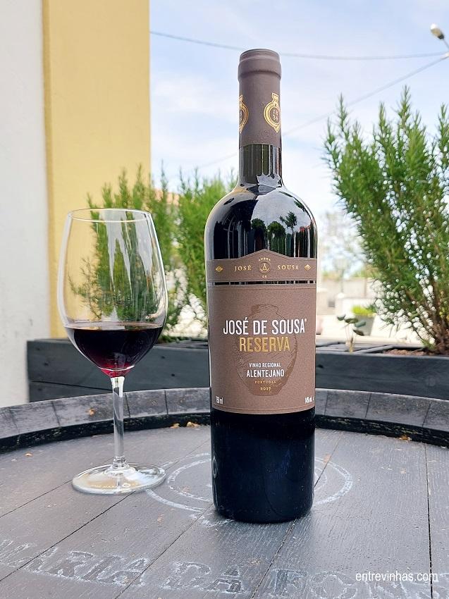 josé de sousa reserva vinho