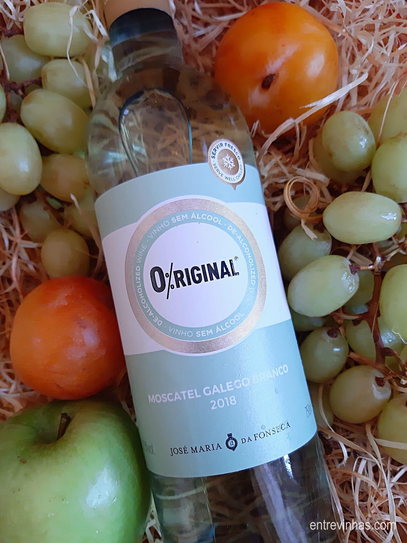 Vinho branco sem álcool josé maria da fonseca