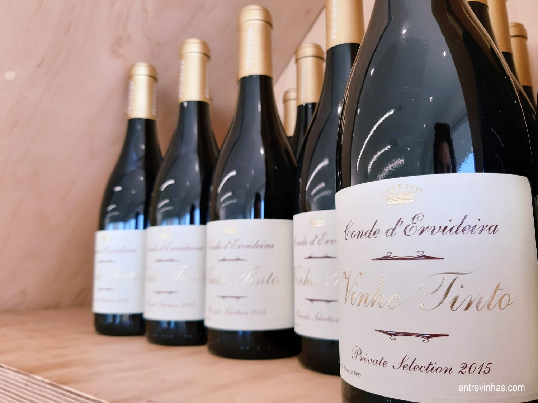 vinhos ervideira alentejo