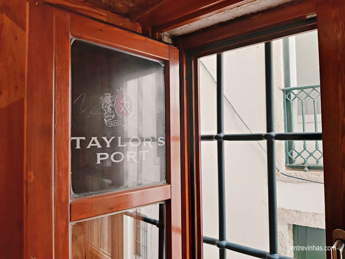 Taylor's Port Lisboa