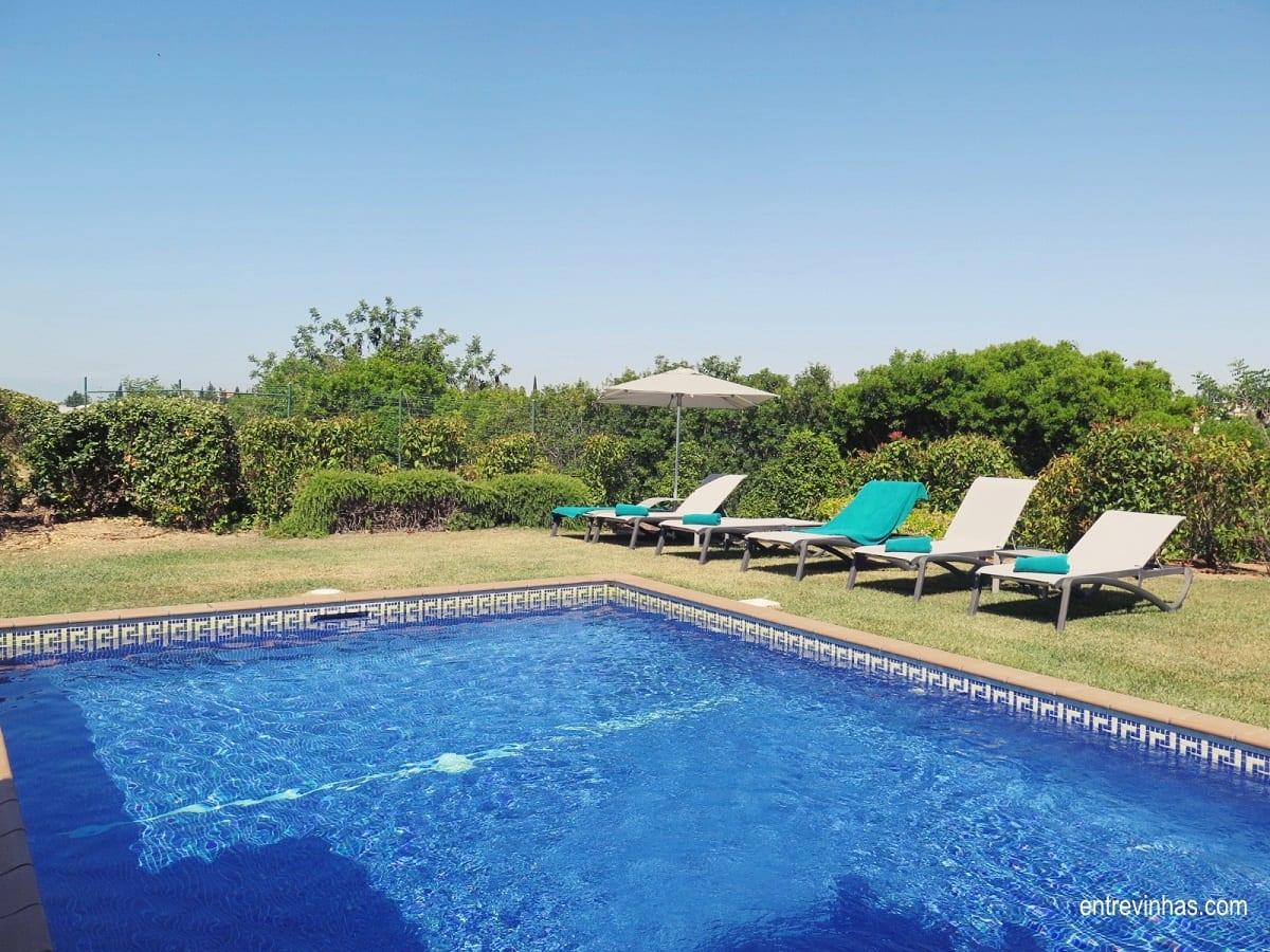 piscina privada algarve