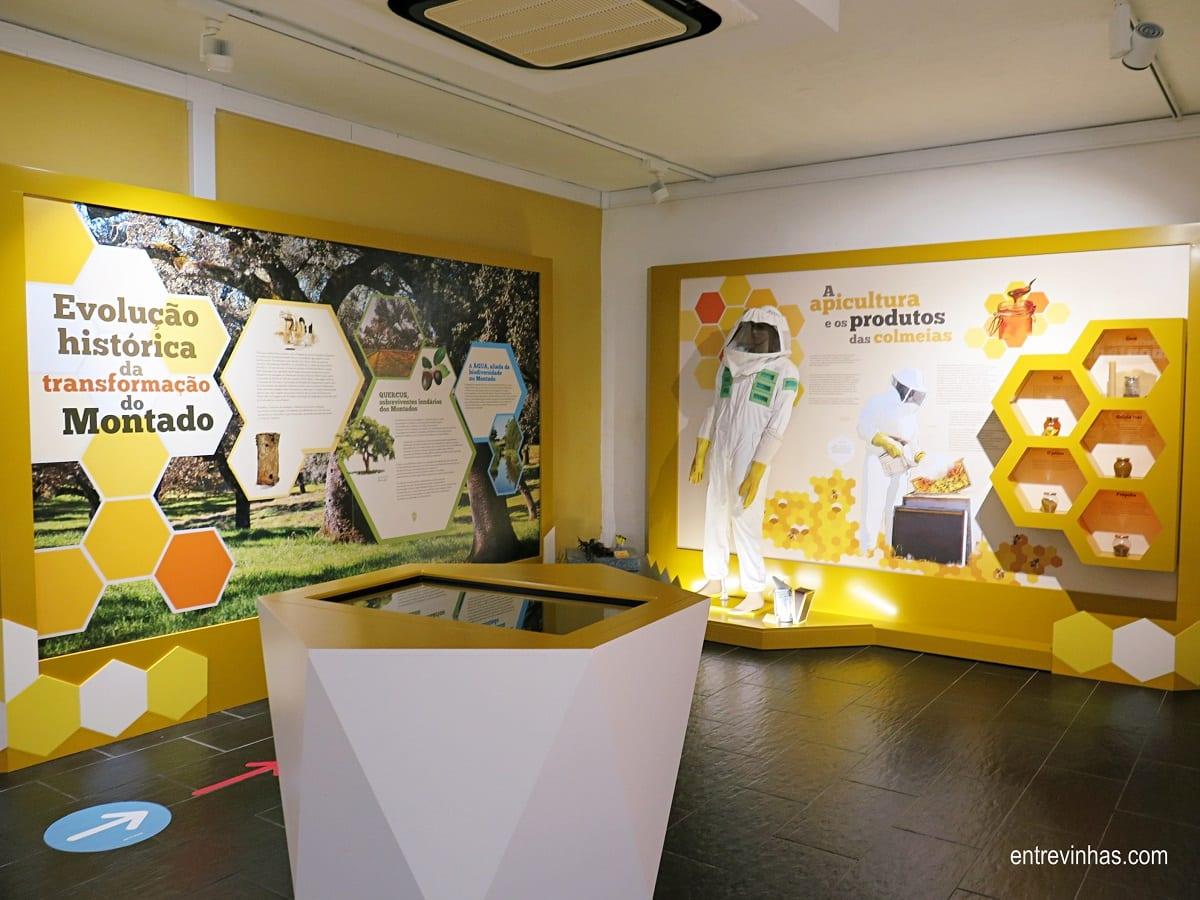 centro interpretação do mel