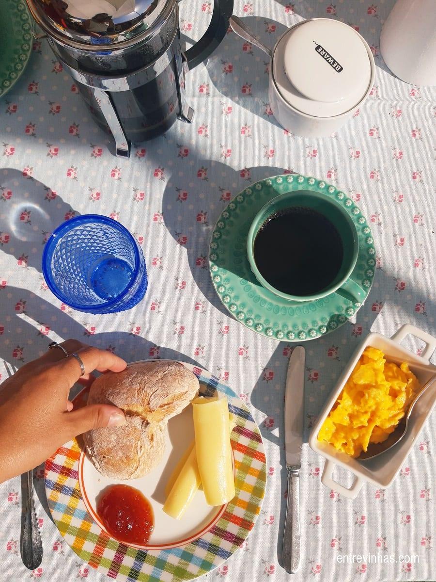 pequeno almoço bombarral