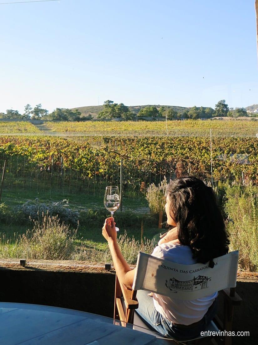 entre vinhas bucelas
