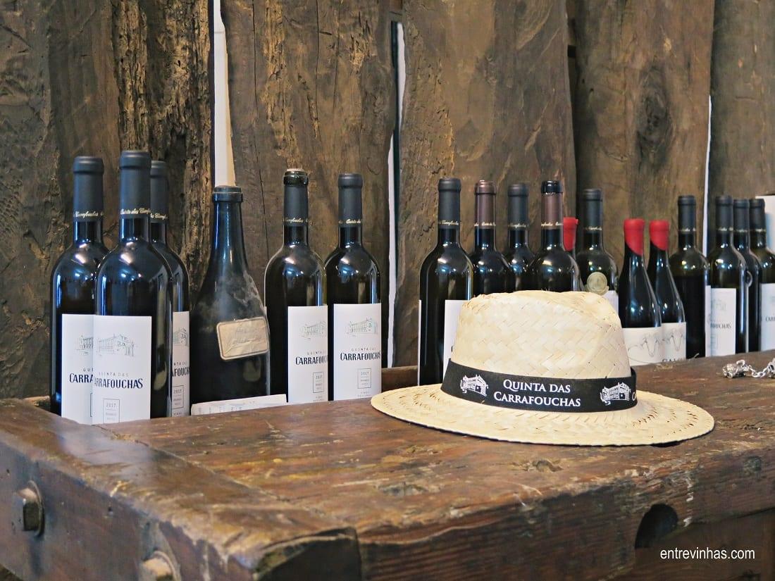 vinhos carrafouchas