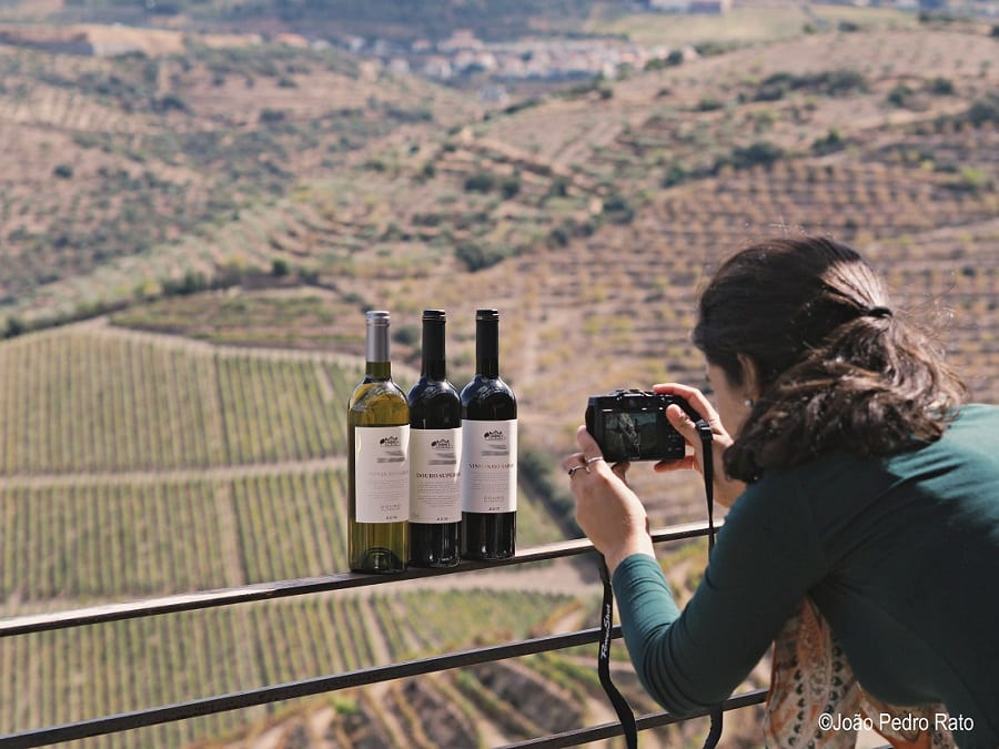press trip vinhos